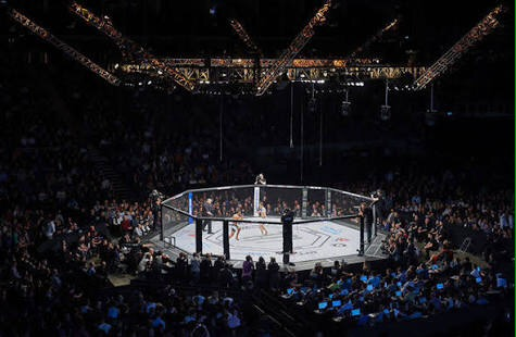 UFC Sold for $4B