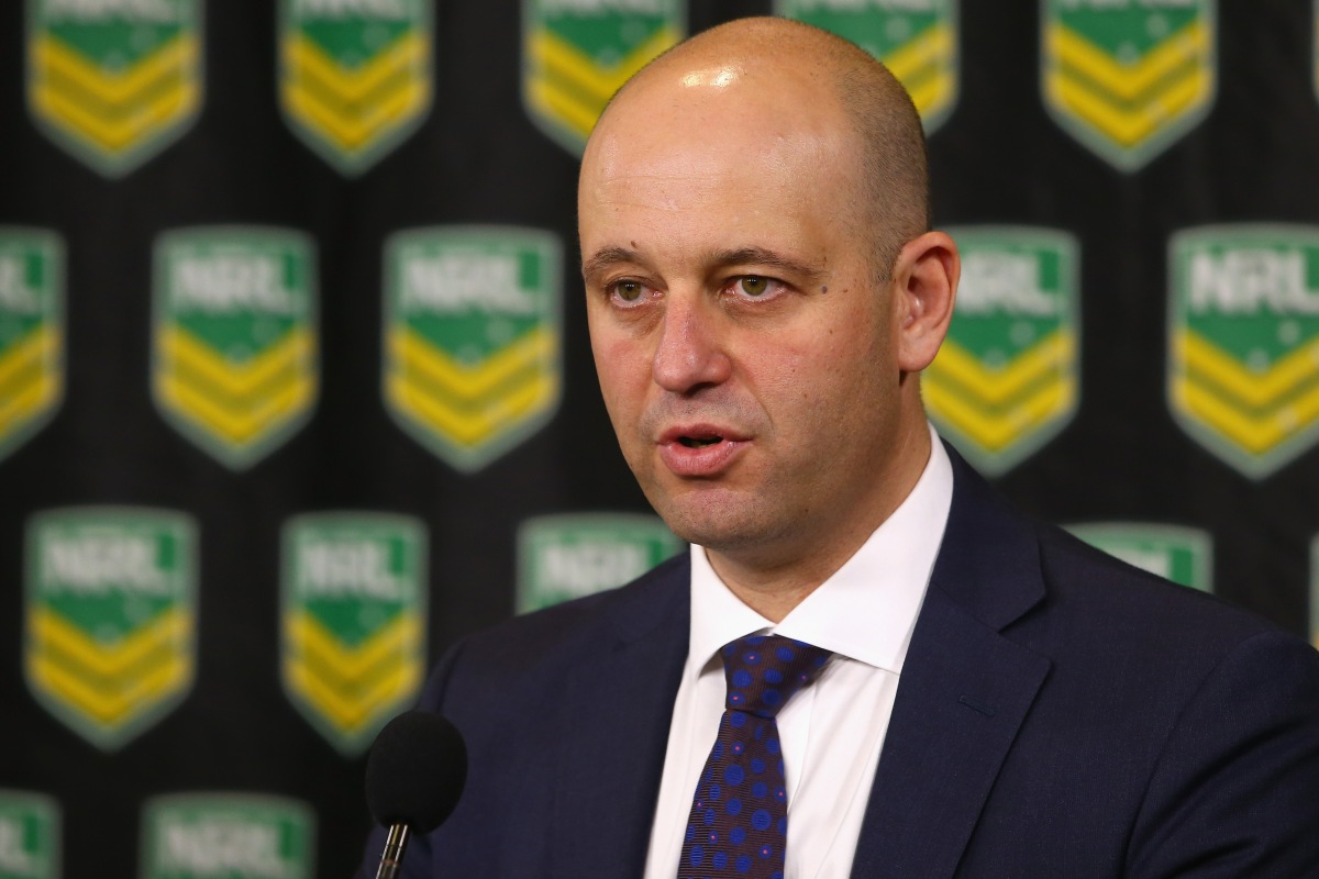 Does the NRL need to take a look at itself?