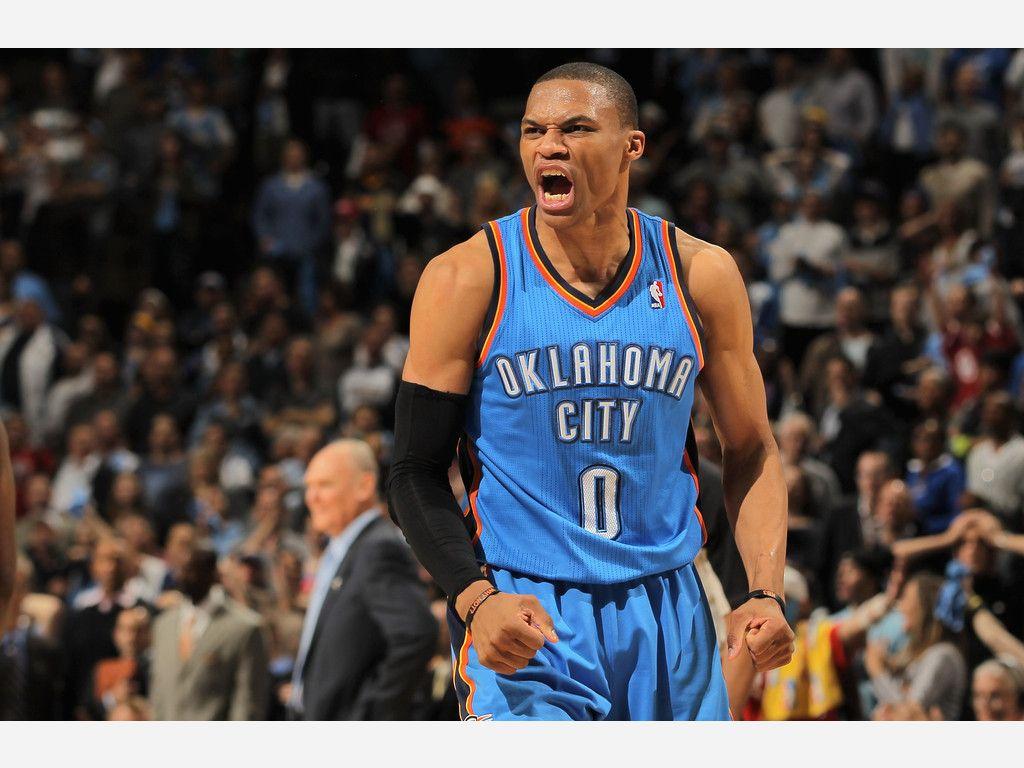 Westbrook, Thunder in serioustalks