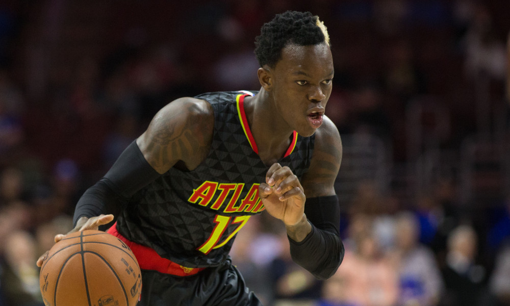 Dennis Schröder, Hawks Agree to Extension