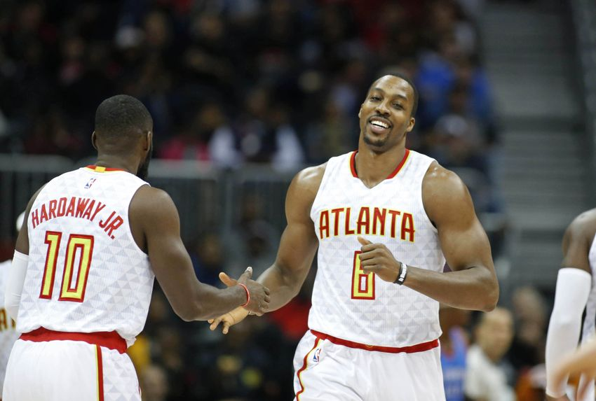 Dwight Howard Traded to Hornets