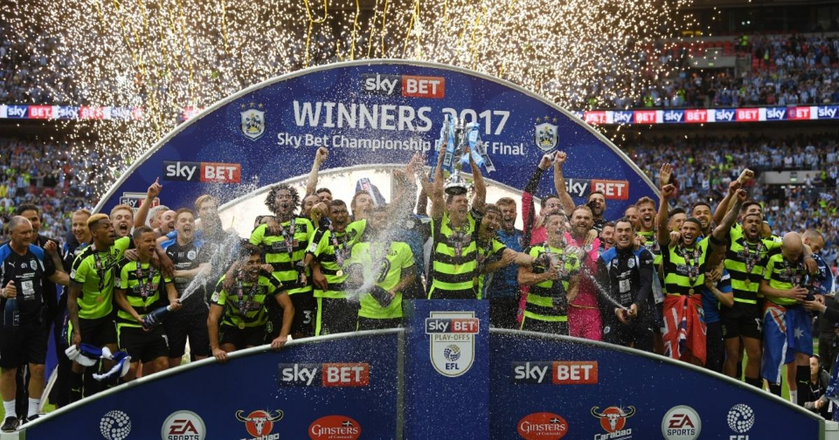 They've Reached the Premier League; Now Huddersfield Town Are Getting to Work