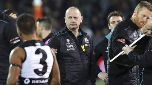 REPORT: Ken Hinkley Request Contract Release