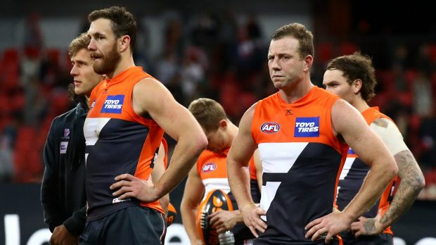 GWS Must Keep Their Young Guns Patient andHungry