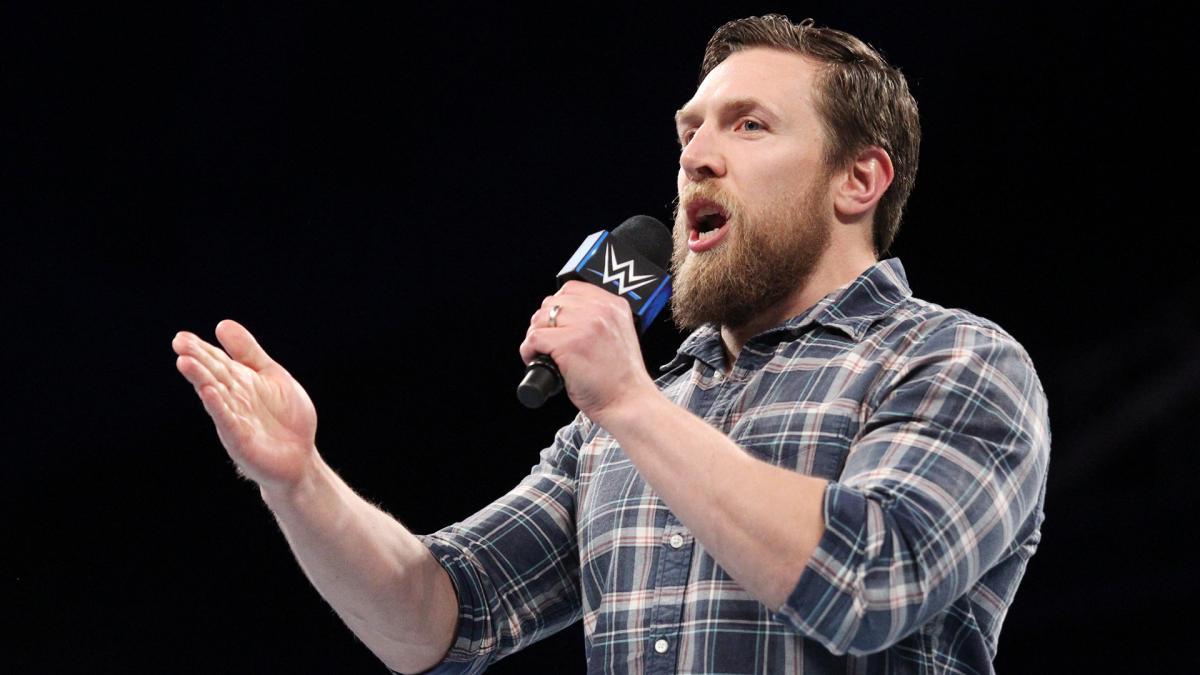 WWE's Petty Treatment of DanielBryan